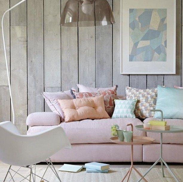 Un décor aux douces couleurs pastel si inspirant muramur mam pastel homedecor