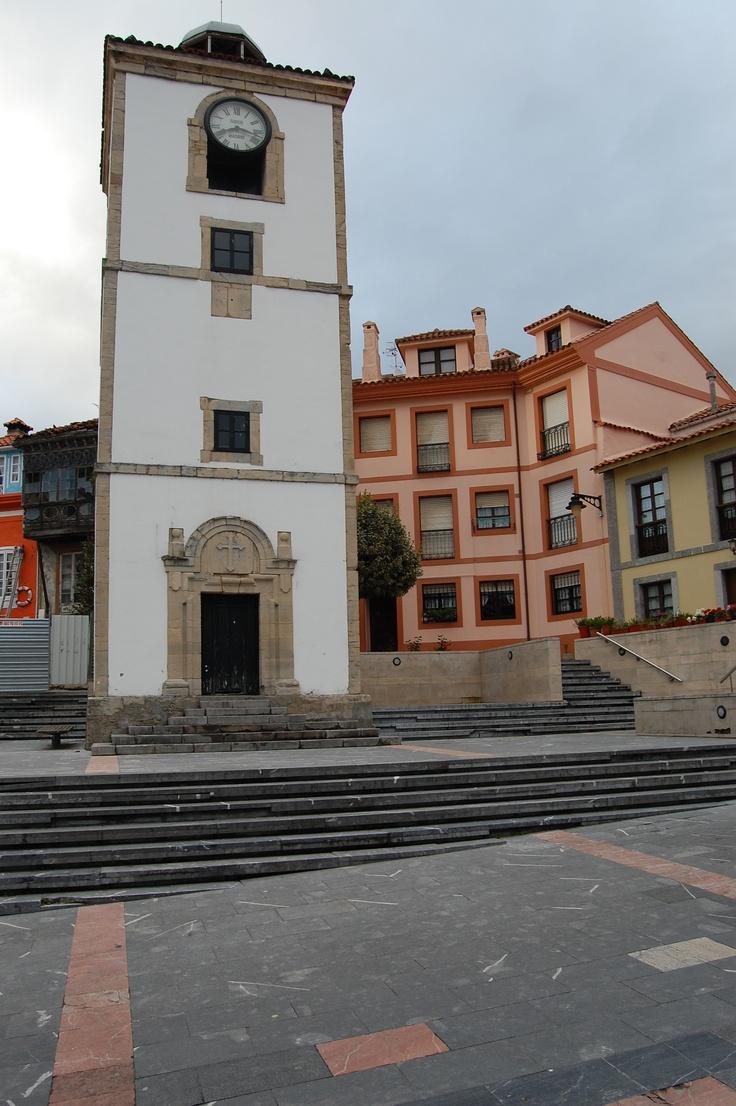 Torre del reloj.