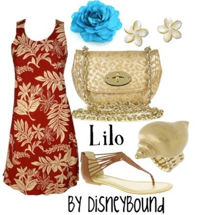 Lilo from Lilo & Stitch