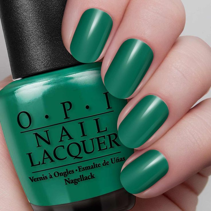 Jade is the New Black | OPI