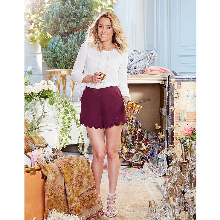 LC Lauren Conrad For Kohl's Holiday Collection