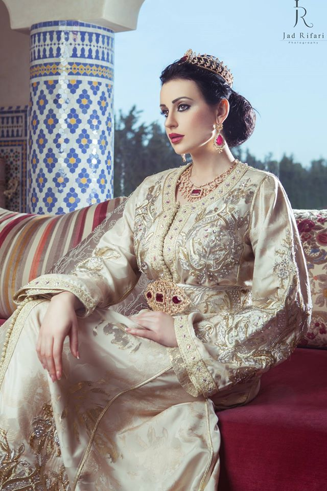 Caftan marocain #moroccancaftan#moroccanjewellery#morocco