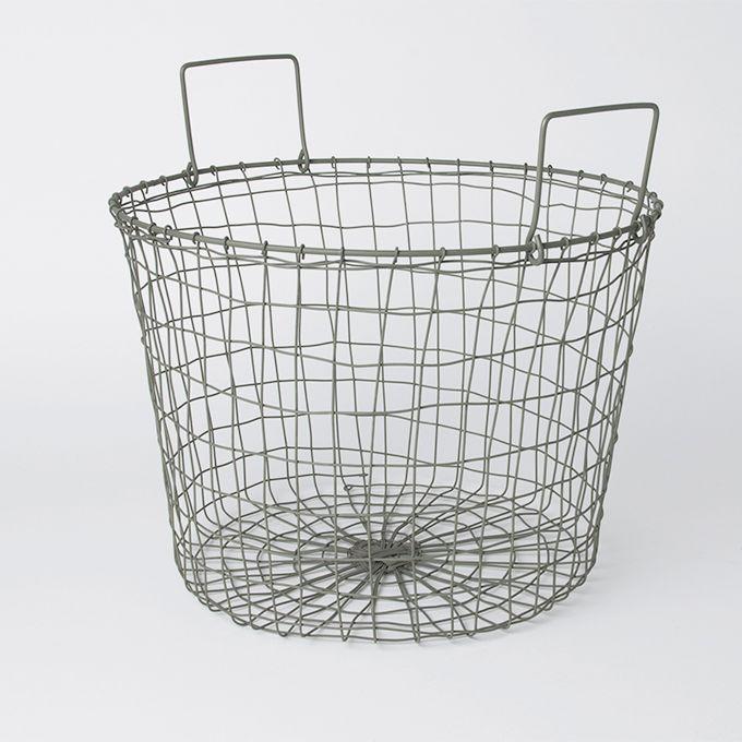 flw - iron baskets ...