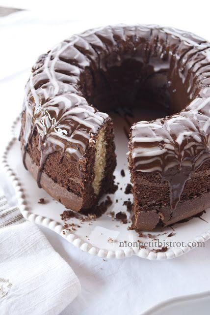 Ciambella vaniglia e cacao | Mon petit bistrot
