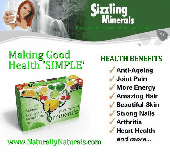 No hype of false predictions, just an amazing product that everyone on the planet can benefit from... Find out how by going to www.naturallynaturals.com