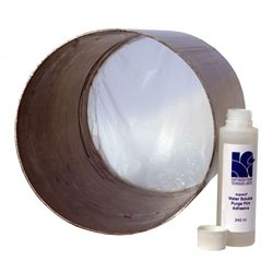 British Stainless Steel Association - The use of Weld Purge Film® for Pipe Purging