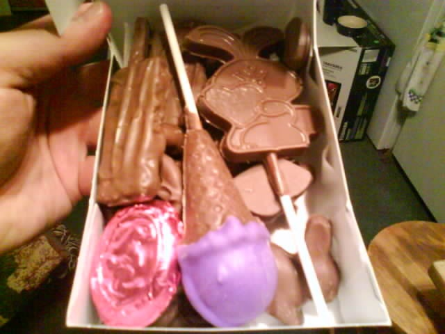 Wilbur's Chocolate kiddy mix box litiz, PA  great chocolate home of the world famous Wilbur buds