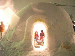 雪国だから雪まつり、雪がつなぐ人と人