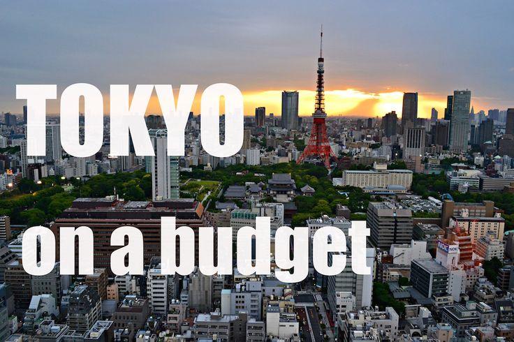tokyo sunset budget tokyo