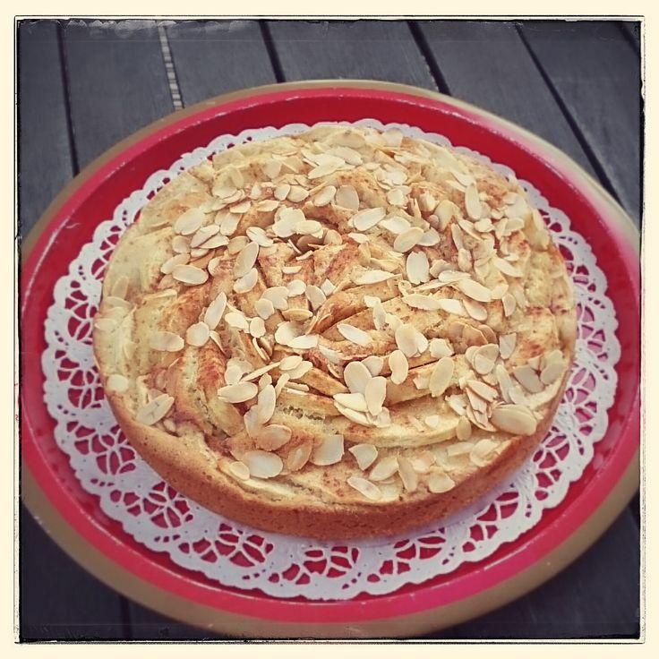 Homebaked apple pie (leivotaan 5/2014)