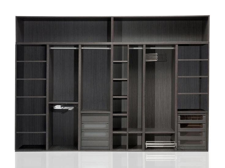 Las 25 mejores ideas sobre closet de melamina en pinterest - Disenos de armarios empotrados ...