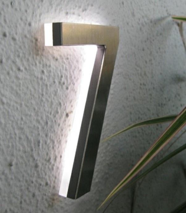 The 25 best Illuminated house numbers ideas on Pinterest