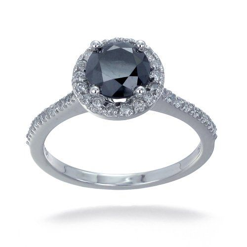 Black Diamond Rings 500 Dollars or Less