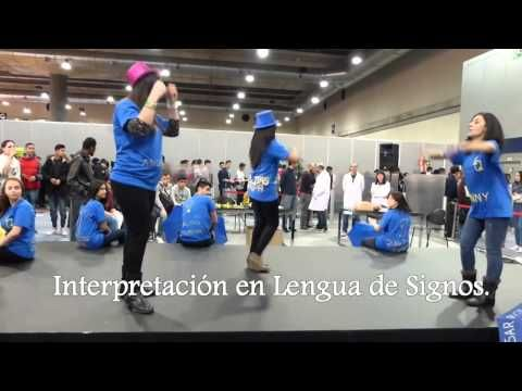 Actuación Aula 2015 Qualitas Europa - YouTube