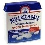 #Berlin Empfehlung-> BULLRICH Salz Magentabletten gegen Sodbrennen in der Apotheke fuer Berlin