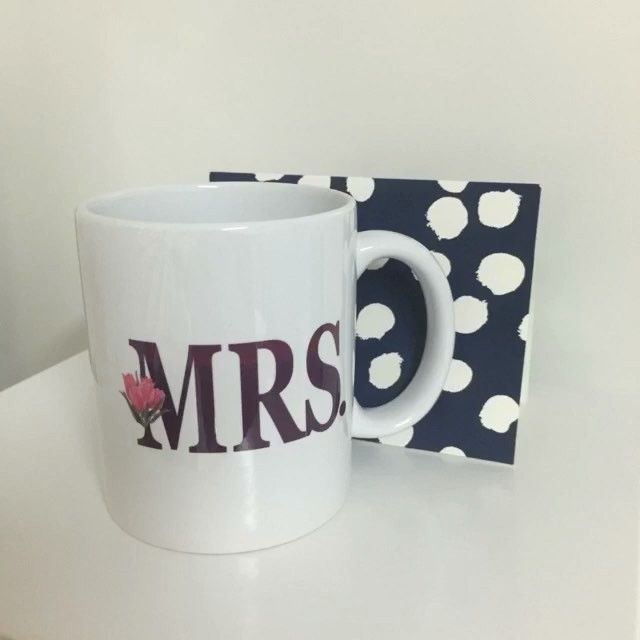 Check out the latest customizable #mugs on the website! Perfect for #bridal and #wedding showers! #HaylilyMugs - Also, turn on sound for one of my favorite #Beyonce song intros! - #Haylily #bride #coffee #mugoftheday #coffeelover #risingtidesociety #coffeemug #caffeine #mugcollection #personalized #monogram #Mrs #marriedlife #gettingmarried #moderncalligraphy #calligraphy #handlettering #thatsdarling #highheels #heels #shoelove #shoesoftheday #HaylilyLetters #FlourishYourLife #HaylilyVideo