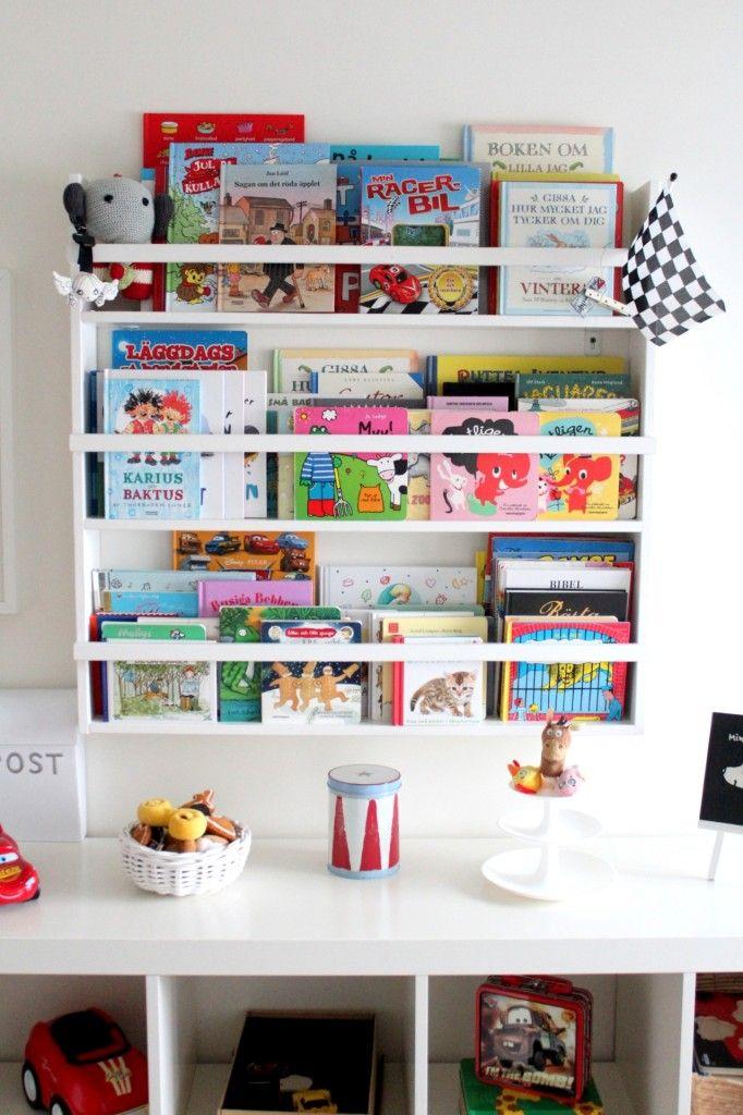 Beskrivning på hylla för barnböcker Huset Pinterest Shelves, Cas and The o'jays