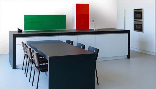 25 beste idee n over industri le chique keuken op pinterest modern - Chique keuken ...