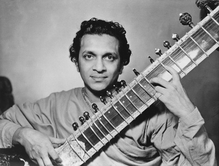 Shankar, Ravi - Sitarspieler, Indien