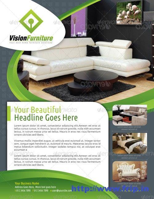 Multipurpose Business Flyer Template Dtp Ideas