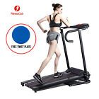 NEW 500W Portable Electric Motorized Treadmill Folding Running Fitness Machine