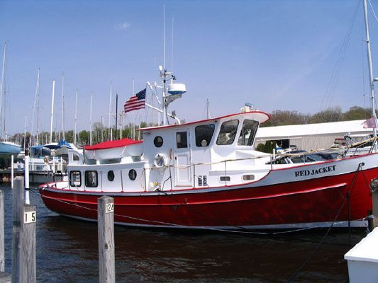 1987 Peterson Pilothouse Trawler    Boats  Yachts for sale