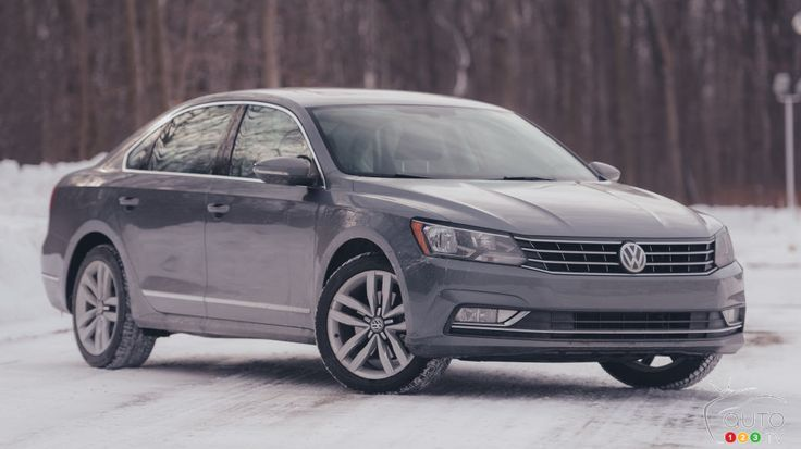 The 2016 #Volkswagen Passat 1.8 TSI in pictures