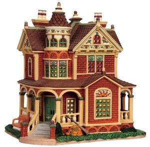 43 best Lemax Village - Fall images on Pinterest | Christmas ...