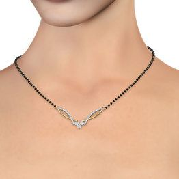 Mangalsutra: Buy Mangalsutra Online for Best Prices in India   Latest Mangalsutra Designs 2015 - Caratlane.com