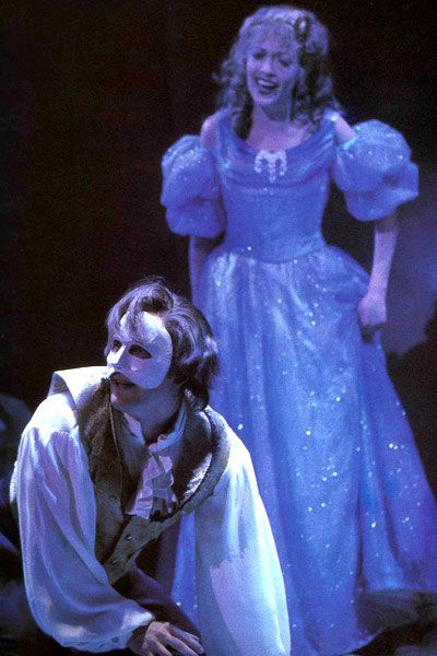 phantom of the opera thesis