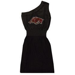 Arkansas Razorbacks Shirt Adult Glamour Dress