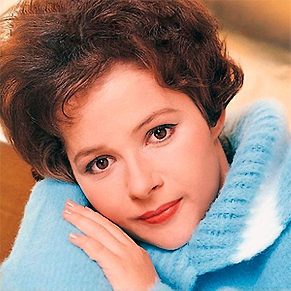 Brenda Lee. In the Country Music Hall of Fame and the Rock and Roll Hall of Fame <3