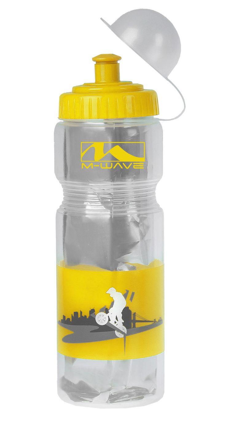 Ventura Yellow PBO 400 Foil Insulated Bottle