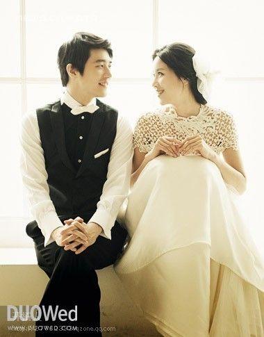 新華網_攝影世界_ 超百張韓式婚紗照