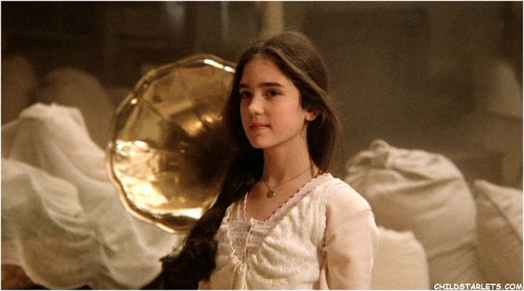 """jennifer connelly once upon a time in america 