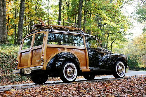 1955 Morris Minor Traveller II | Flickr - Photo Sharing!