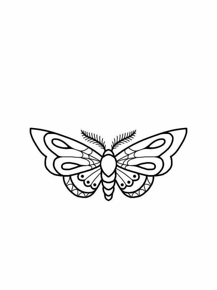 Tattoo Flash Line Drawing Converter : Moth tattoo flash design … tat pinterest