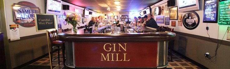 The Gin Mill, E Cumberland St, Route 422, Lebanon PA, has a deck.  http://www.lebanonginmill.com/home.aspx