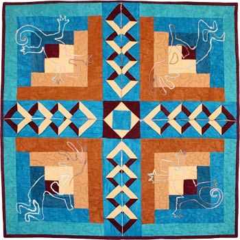 Best 25+ Southwest quilts ideas on Pinterest | Southwest image ... : native american quilt block patterns - Adamdwight.com