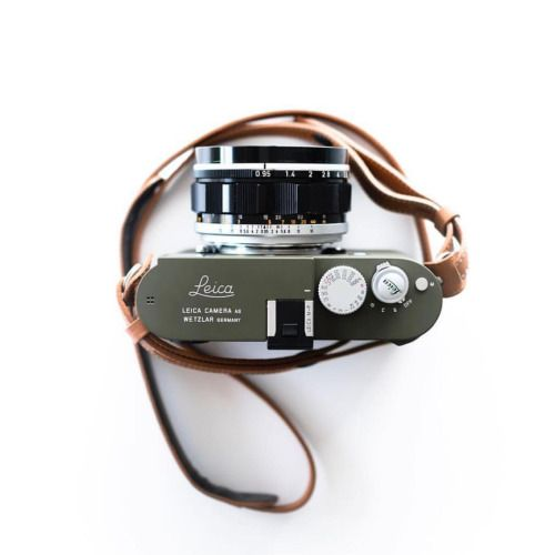 Leica. Perhaps some kind of Leica one day. :)
