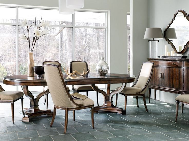 Dining Room With Cool Accessories