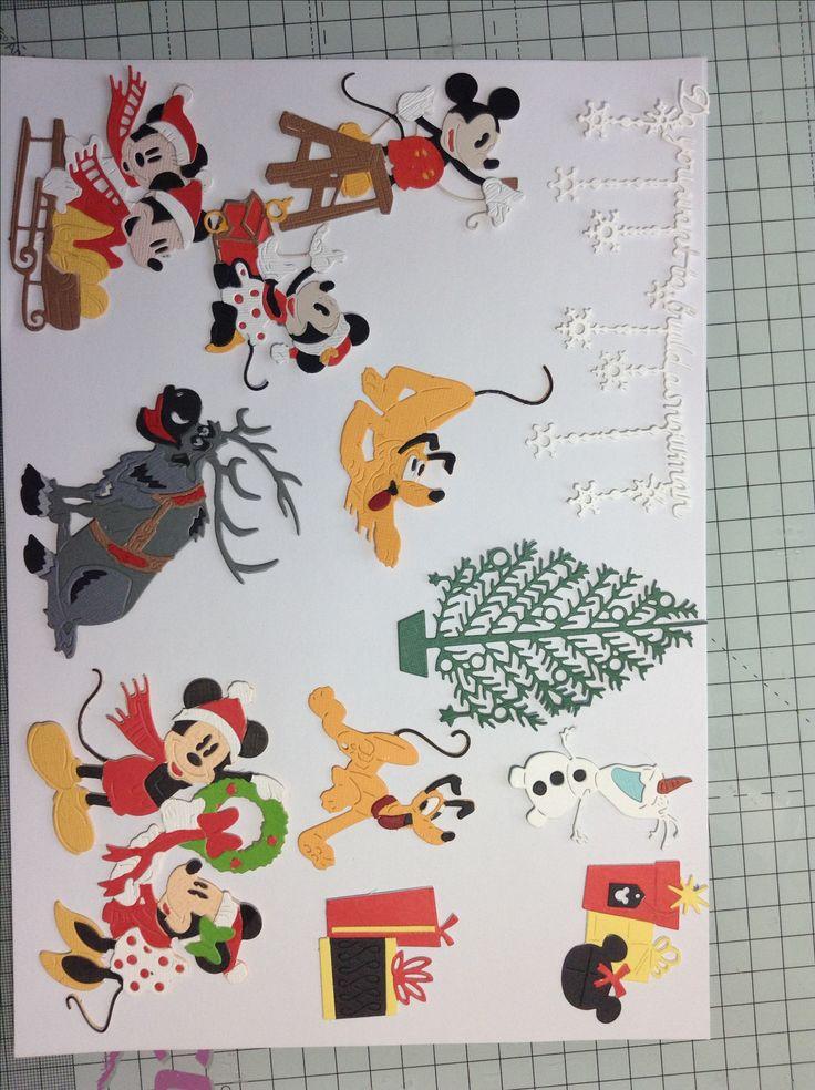 Vintage Mickey Christmas