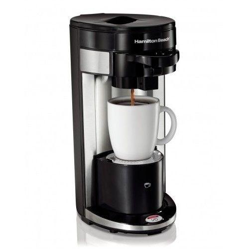 Coffee Makers Machines New K Cup Single Serve Dishwasher Safe Hamilton Beach  #HamiltonBeach