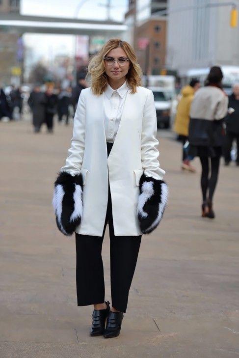 ModMods - Nasiba Adilova — Street Style Inspiration - Nasiba