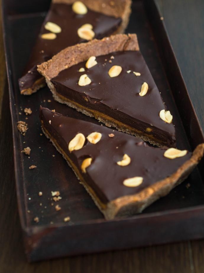 Tarta czekoladowa z masłem orzechowym | Dr. Oetker: Blog Kulinarny Pani Tereska