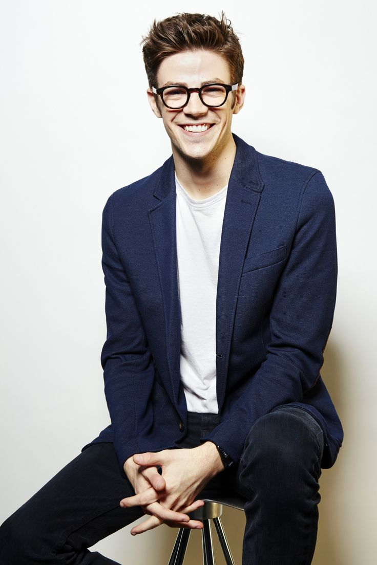 1000 Images About Grant Gustin On Pinterest Superman