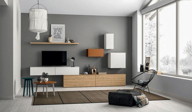 Oltre 25 fantastiche idee su mobili tv su pinterest porta tv armadi della tv e pensili per la tv - Dall agnese mobili classici ...