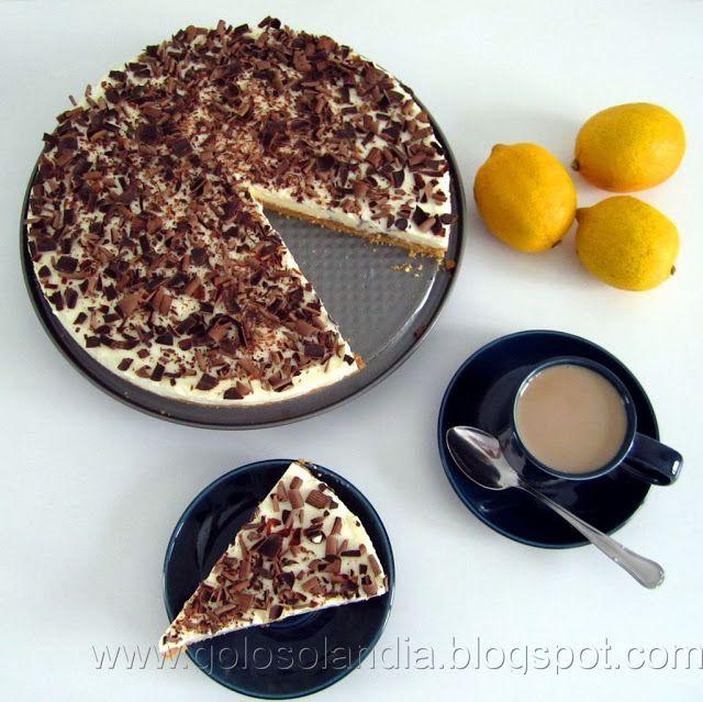 receta tarta de limón (noche)