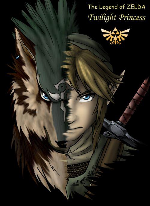 The Legend of Zelda | Twilight Princess Fan by Sarah (shortyantics27)