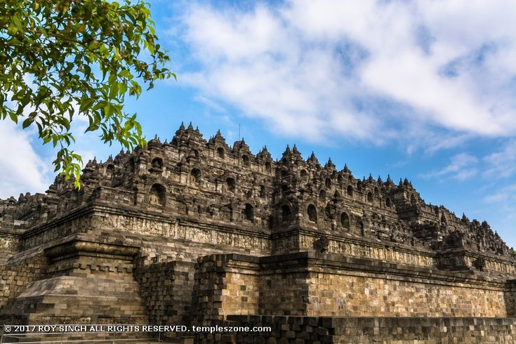 Borobudur Temple is a 9th-century Mahayana Buddhist temple, world's largest Buddhist temple, and also one of the greatest Buddhist monuments in the world.